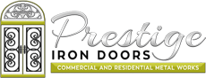 Prestige Iron Doors